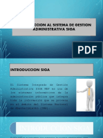 2.-INTRODUCCION AL SISTEMA DE GESTION ADMINISTRATIVA SIGA (1)  diaposit