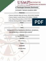 Informe S1_Grupo 11_Integración de Los Fenómenos Eléctricos, Mecánicos, Hemodinámicos y Sonoros Del Corazón_FISIOLOGÍA SEMINARIO