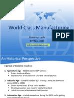 WCM - basics - Class1