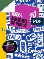 (3468298757) Gudrun Rücker - 100 Prozent Jugendsprache 2016-Langenscheidt Verlag (2015)