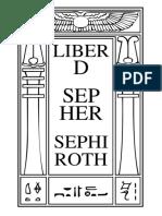 0500 Sepher Sephiroth