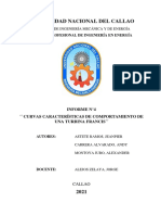 INFORME 4.TURBINA FRANCIS
