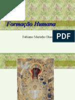 02. Formação Humana - Fabiano Marinho Dias