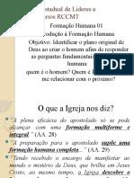 01. Formação Humana - FH
