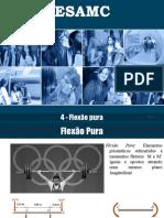 4 Flexao_Pura
