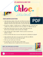 Chloe, Instead Discussion Guide
