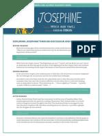 Josephine Teacher Guide