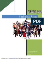 Score RPG Cap 02 Raças