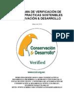 NORMA DE CONSERVACION  DESARROLLO SOSTENIBLE - SMART SYSTEM ' smart embassy, smart system, smart operation, Make a donation@ccd.org.ec / Haga una donación