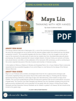 Maya Lin Teacher Guide