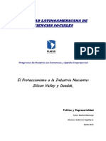 El Proteccionismo a la Industria Naciente_ Silicon Valley y Daedok