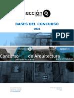 Bases Del Concurso Latinoamericano de Arquitectura Para El Habitat 2021