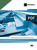 TECNOLOGIA DE PONTA EM TRILHO E AMV