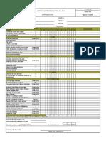 FT-HSEQ-090 Formato Inspeccion Preoperacional de Grúa