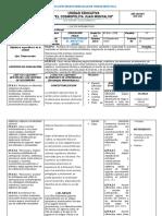 P.U.D.-Plan de Unidad EDUCACION FISICA 9