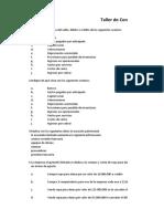 1.Ejercicios  Primer Corte- Plataforma