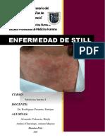 ENFERMEDAD DE STIL