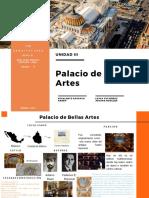 Lamina - Palacio de Bellas Artes - Acaaiii