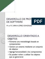 DESARROLLO DE PROYECTOS DE SOFTWARE