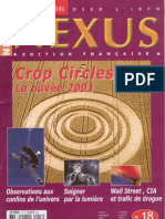 Nexus 18 - jan fev 2002 - Crop circles (complet)