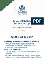 NHD-Sample-Exhibits