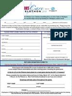 2011 Pledge Form