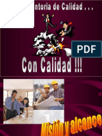 Interventoria de calidad con calidad (Construction Job Supervision