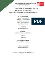 Derecho Empresaria Examen