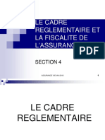 SECTION 4-CADRE REGLEMENTAIRE-FISCALITE