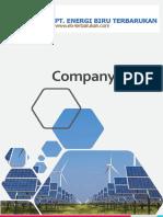 Company Profile - EBT