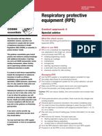 HSE-ocm4-Respiratory protective equipment (RPE)