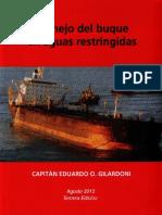 Manejo Del Buque en Aguas Restr - Eduardo Oscar Gilardoni