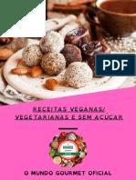 Vegano e Sem Açúcar