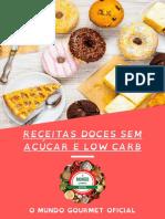 Low Carb e Sem Açúcar