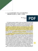 Casado Alonso - La economía de las Españas medievales (c.1000 - c.1450)