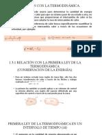 1.3 y 1.3.1_Relación con la termodinamica_Incropera