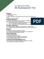 SME BusinessLink magazine