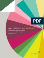 Dicionário de Sabores_ Combinações, Receitas e Ideias Para Uma Cozinha Criativa ( PDFDrive )