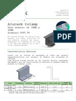 FT. Componentes Alurack