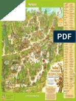 Parkplan Freizeitpark Ruhpolding