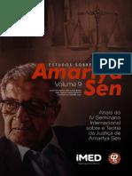 006 - Estudos Sobre Amartya Sem - Volume 9