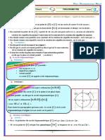 Calcul Trigonometrique 1 Cours 1