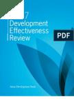 2007 Development Effectiveness Review