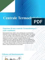Presentazione Centrali Termoelettriche