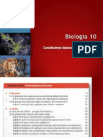 B3 - Constituintes básicos dos seres vivos