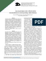 Práticas existosas em Psicologia Escolar (Possatto e Marinho Araujo 2017)