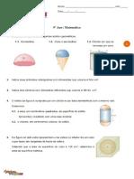 Ficha - Área e volume de sólidos (2) _com soluções