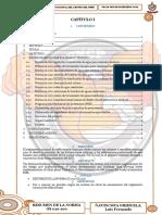 Capítulo i - Resumen de La Norma Os.010-Os.100