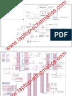 Gericom laptop motherboard schematic diagram
