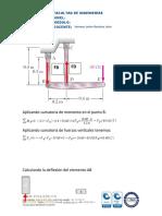 RMAT Deformación por cargas axiales